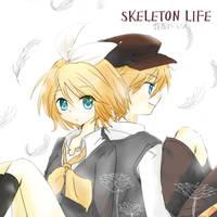 Skeleton Life by xxMontBlancxx