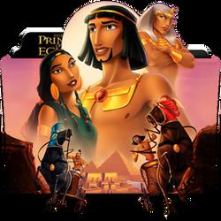 The Prince Of Egypt Folder Icon By Dahlia069 Da6qn