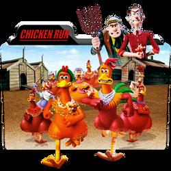 Chicken Run Folder Icon By Dahlia069 Dbgp4af