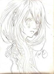 OC sketch by tshuax