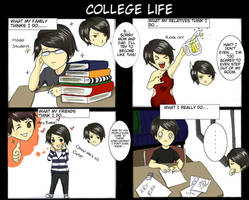 College life thus far...
