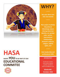 HASA Flyer by tshuax