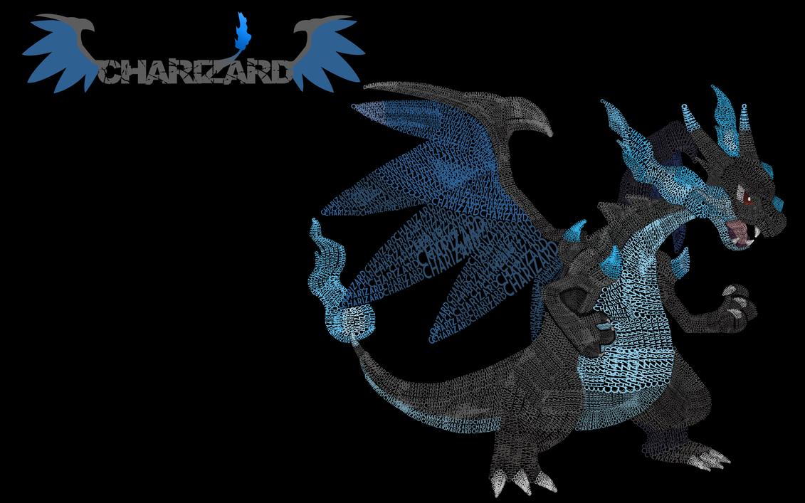 Charizard Mega Evolution X by TheMadLocust