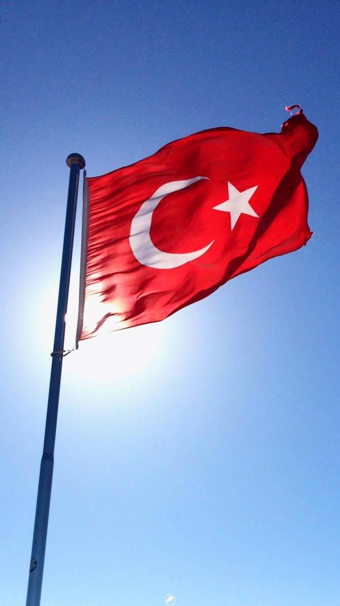 Turk Bayragi By Semrukburkut On Deviantart