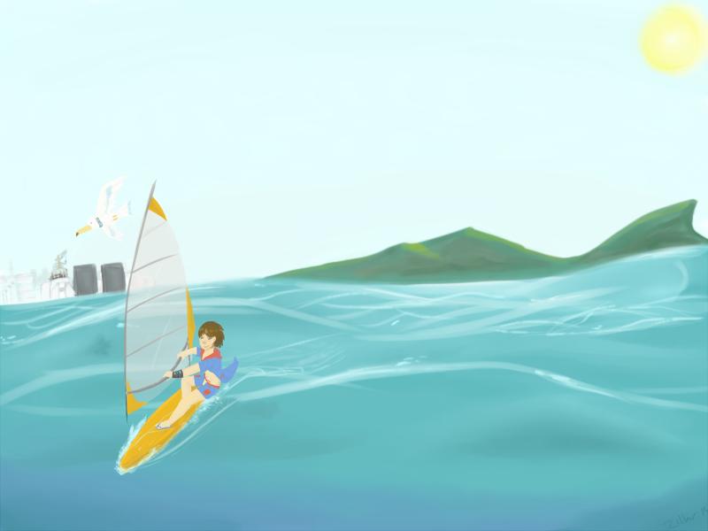 BFOIY2 Round 1.1: Boardsailing by Zillar
