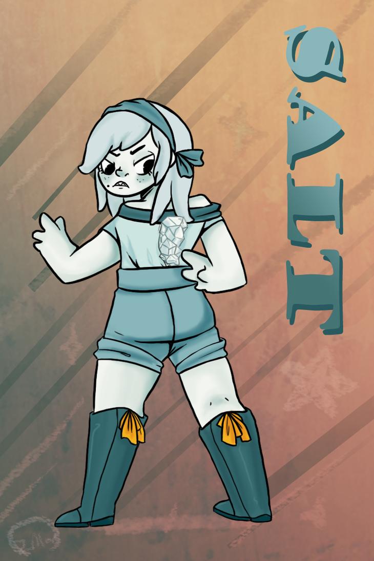Gemsona: Salt by Zillar