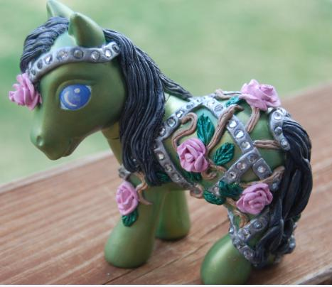 Rose_Trellis_Faberge_Pony_2_by_macabreda