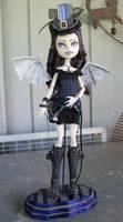 Custom Rochelle Monster High Steampunk Girl 2