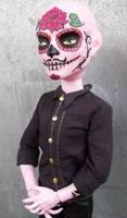 Monster High Custom Day of the Dead Male Roberto