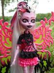 Monster High Bonita Femur Custom Repaint