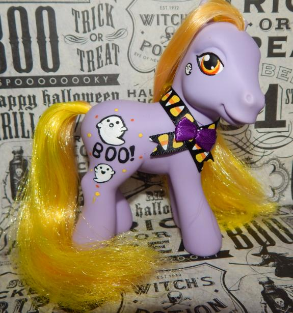 Ghost Pony Custom by AdeCiroDesigns