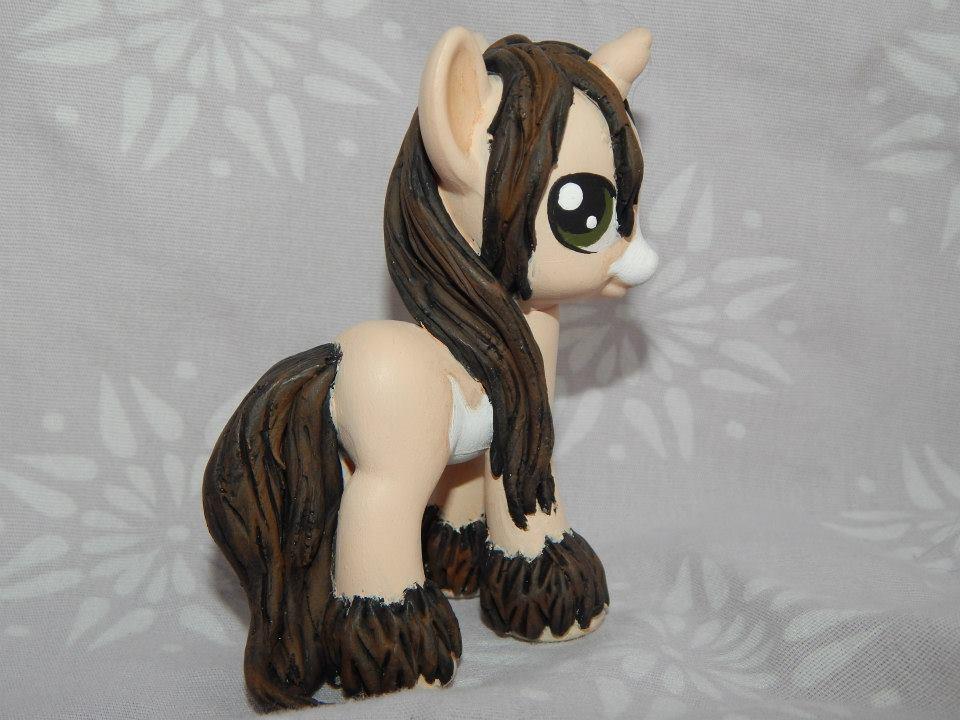 FIM Friendship is Magic Custom Draft Unicorn by AdeCiroDesigns