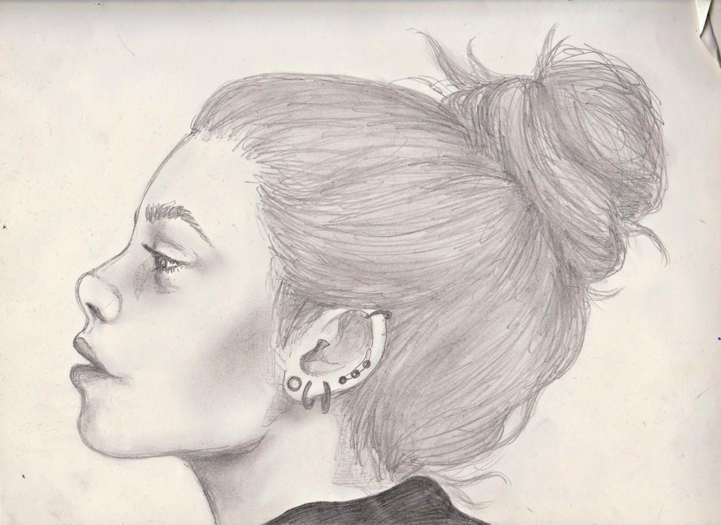 Side Profile By Janedoe0