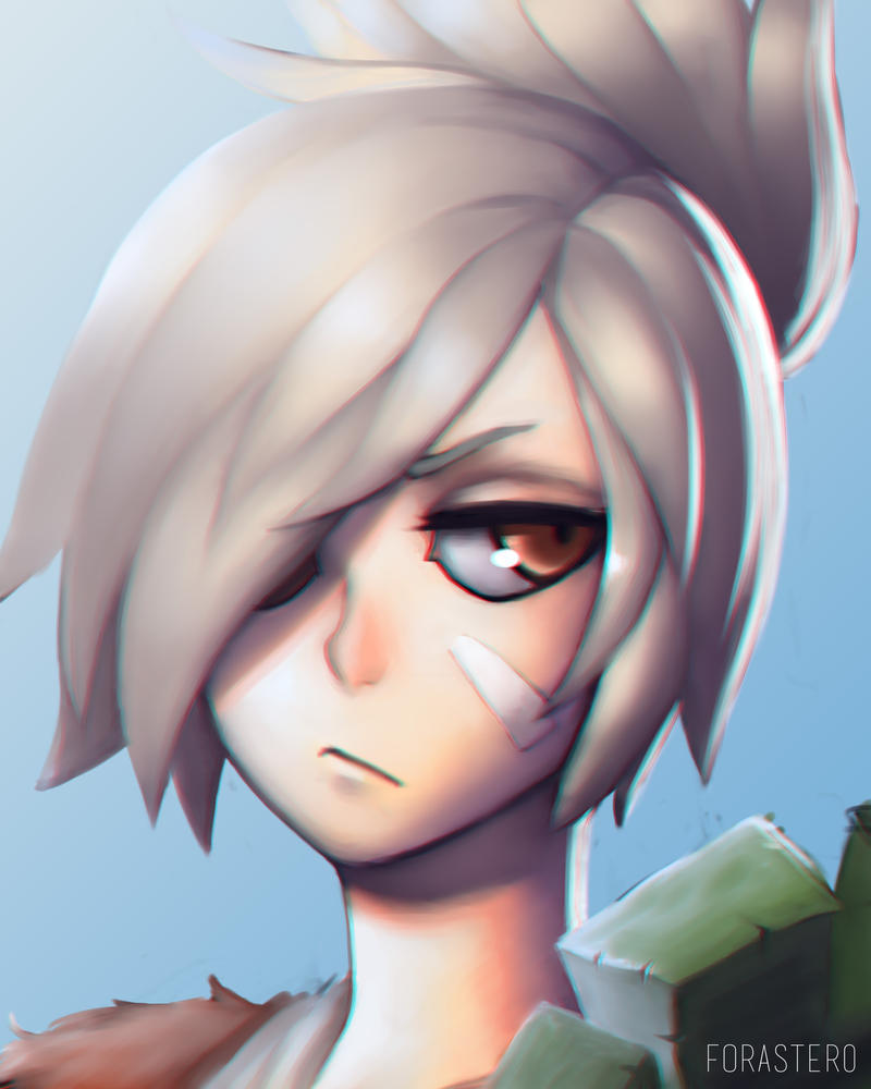 RIVEN by Foraster0