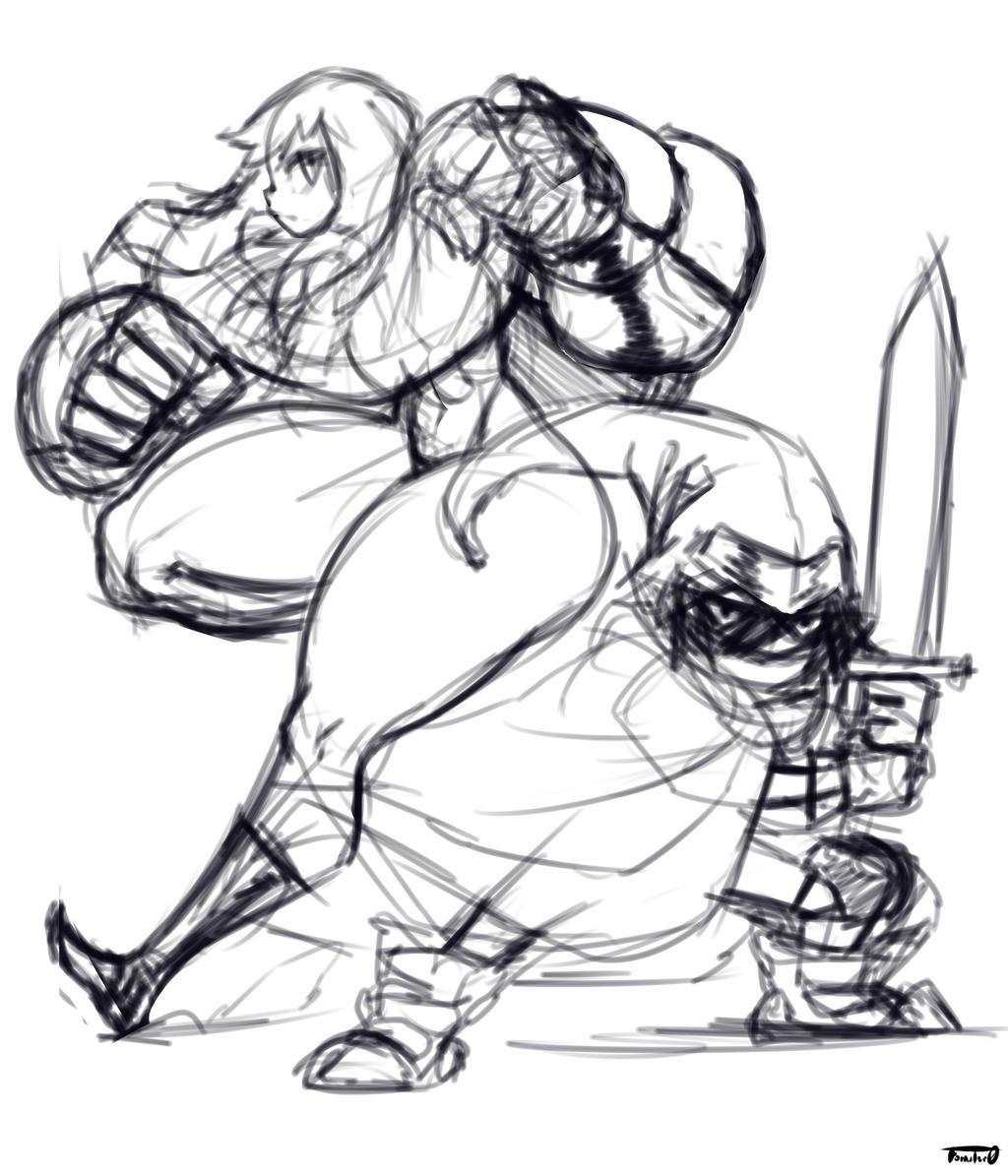 00 Sketch by Foraster0