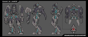 Concept for 3d 8