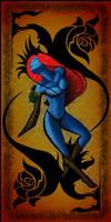 Killer Princess Card