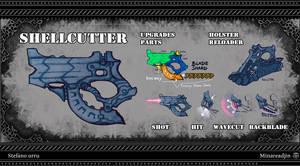 GunCommission: Shellcutter