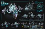 FenixReturn 3D redesign