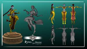 3D-concept: War-Djinn project 4/5