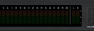 VU-20 Graphical Audio Visualizer