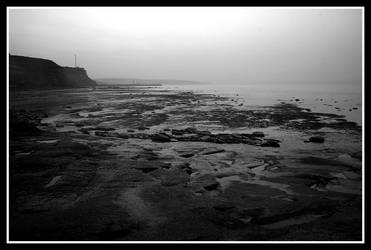 Saltwick Bay by placey