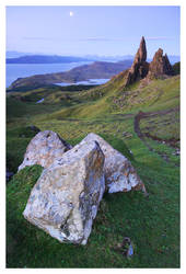 The Old Man of Storr by placey