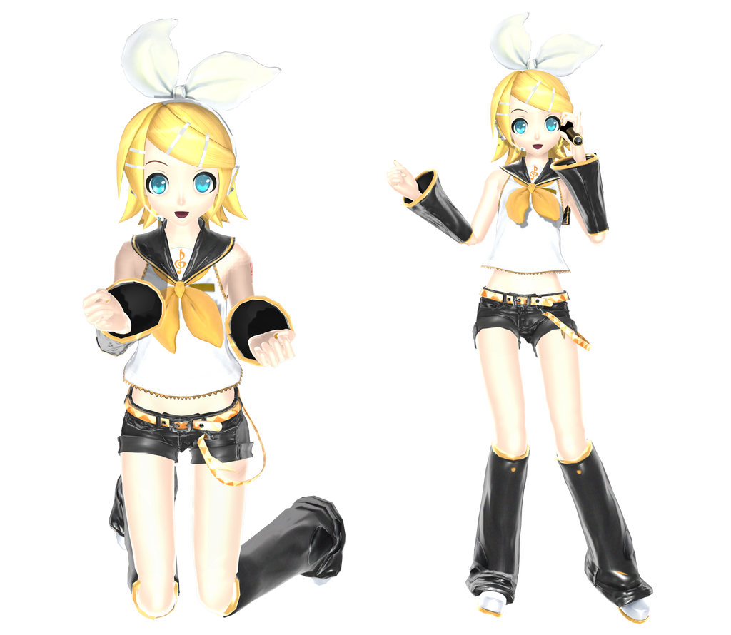 PROJECT DIVA ARCADE Kagamine Rin v.1.5 by johnjan11 on ...
