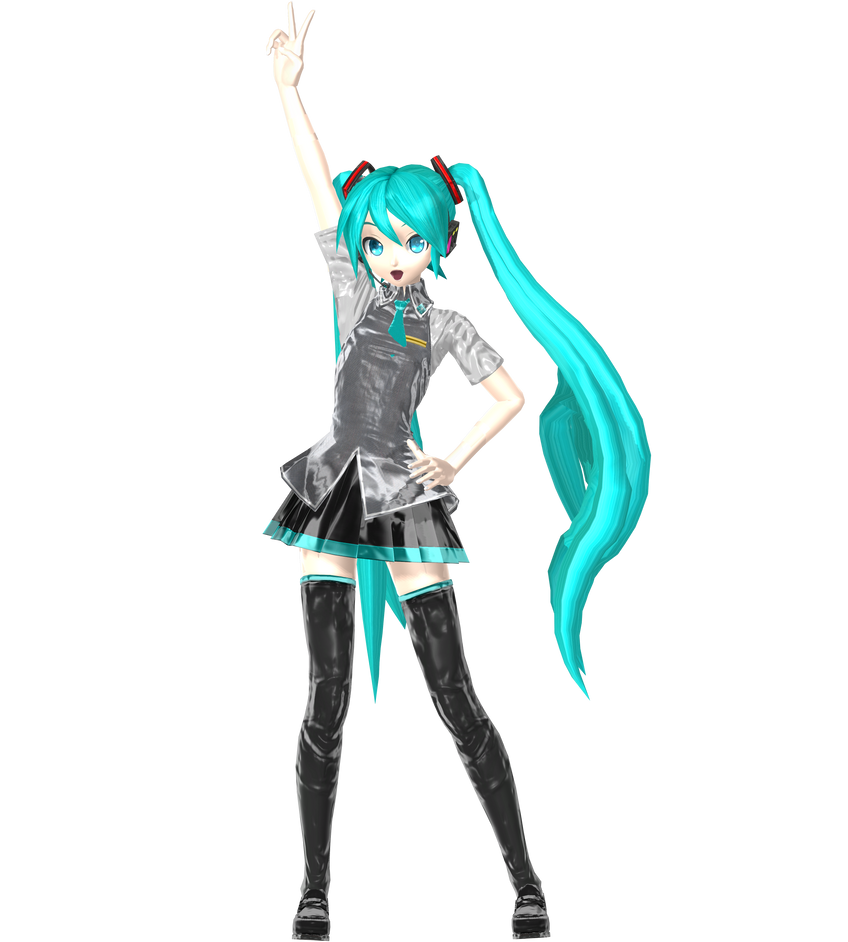 Project diva arcade hatsune miku by johnjan11 on deviantart - Hatsune miku project diva ...