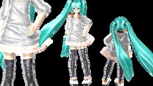 PROJECT DIVA ARCADE Hatsune Miku Stroll Style