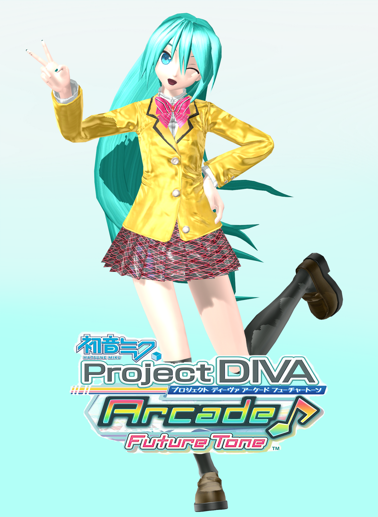 Download PDAFT Hatsune Miku Cosplay Anime by johnjan11