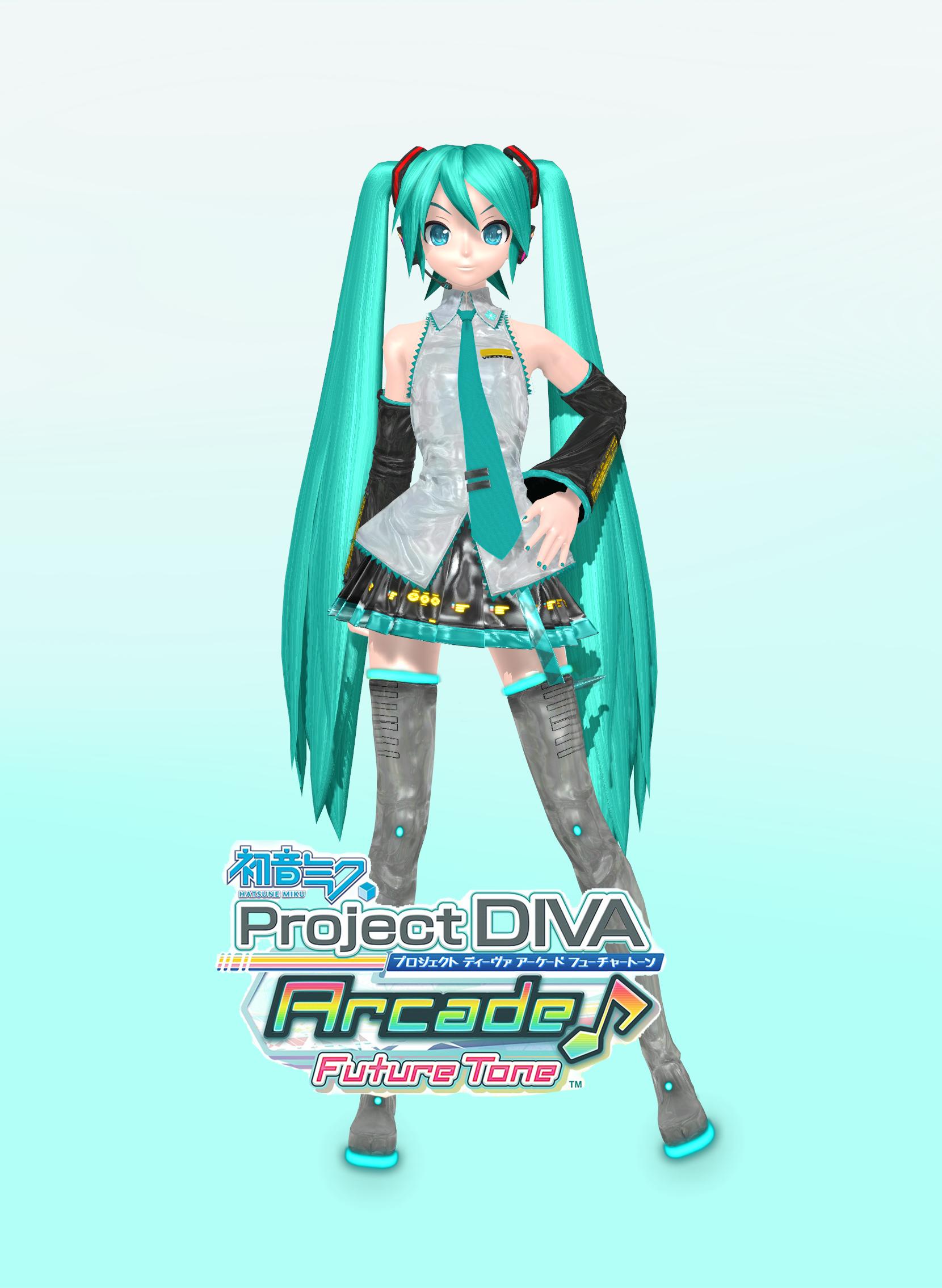 Video project diva hatsune miku future tone by johnjan11 - Hatsune miku project diva future ...