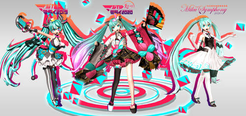 .:Hatsune Miku Pack V2 Download Video Preview:.