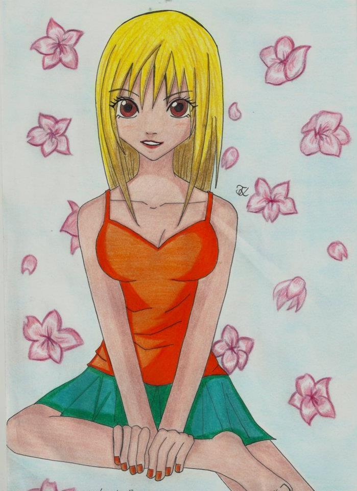 Sayuri by Lucy-chan90