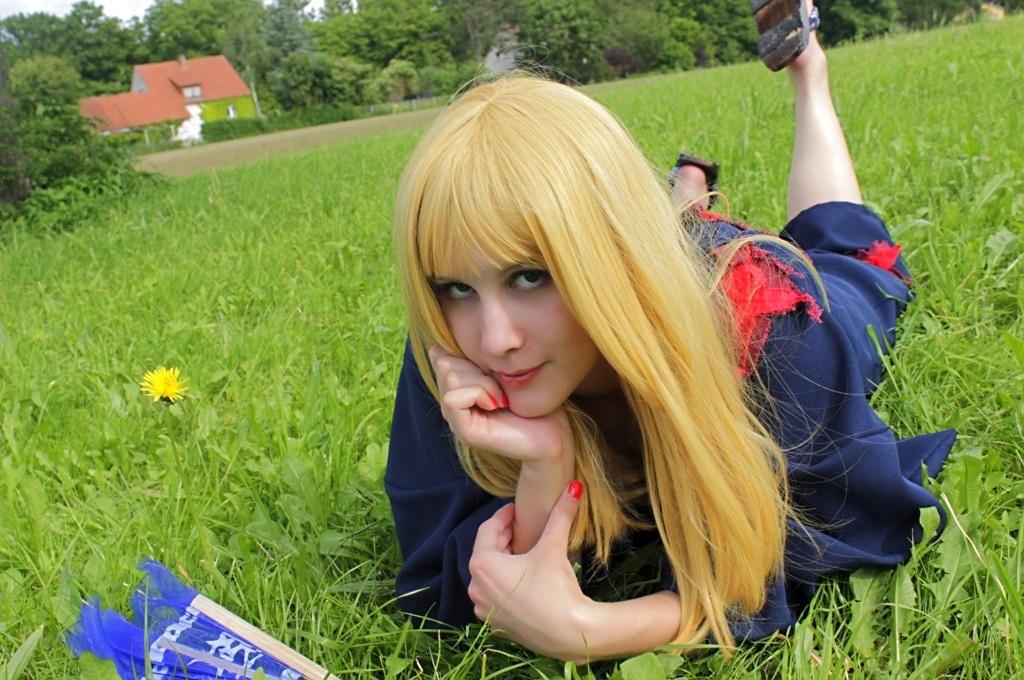 Lucy Yukata OVA 4 Fairy Tail by Lucy-chan90