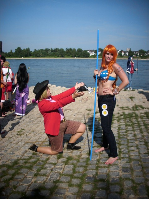 Nami New World  One Piece by Lucy-chan90