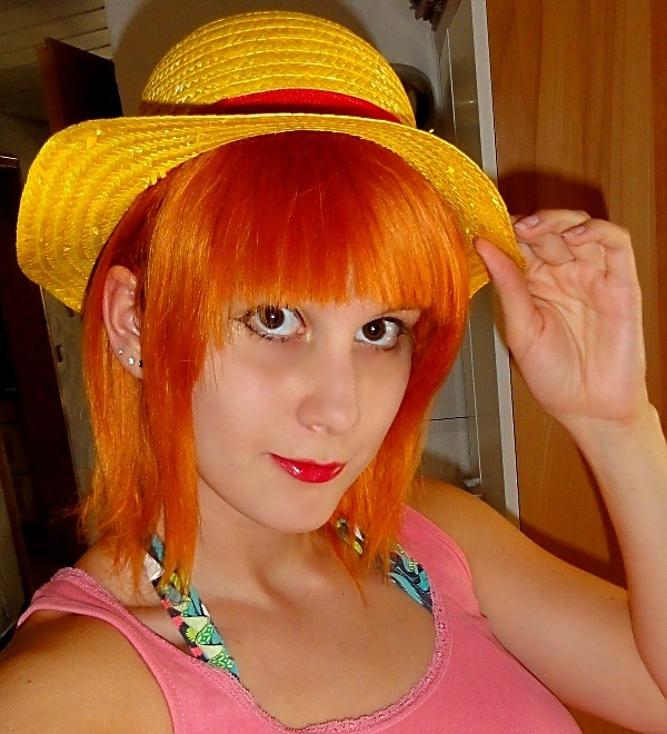 Nami One Piece Cosplay by Lucy-chan90