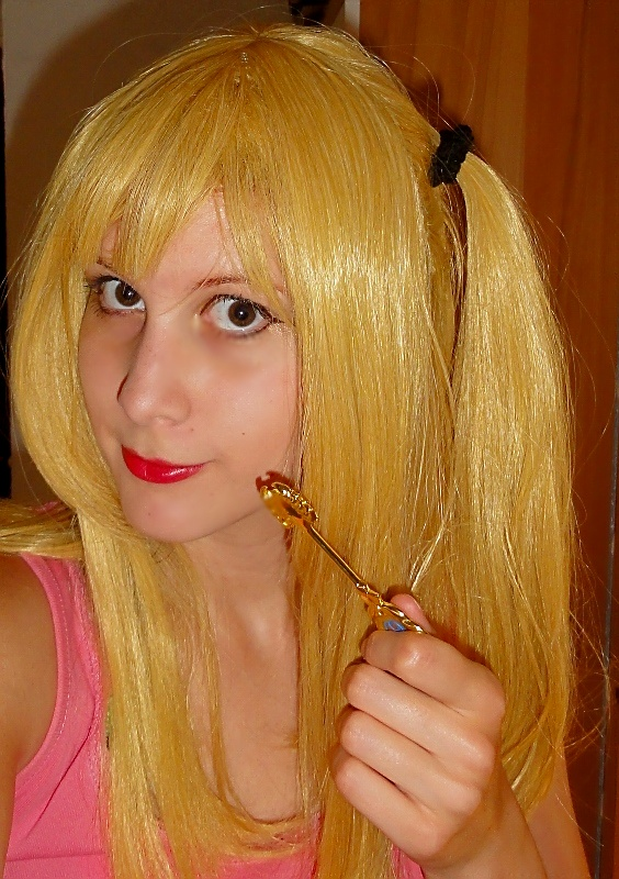 Lucy Fairy Tail Cosplay by Lucy-chan90