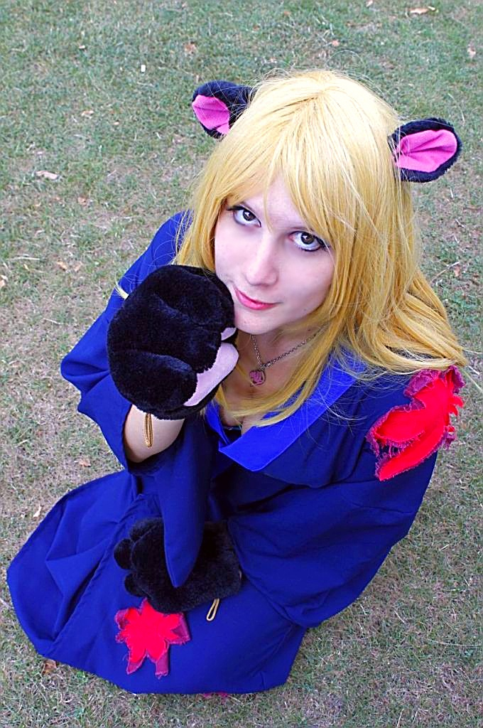 Lucy Neko Fairy Tail Cosplay OVA 4 by Lucy-chan90