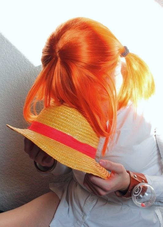 Nami One Piece Strong World Cosplay by Lucy-chan90