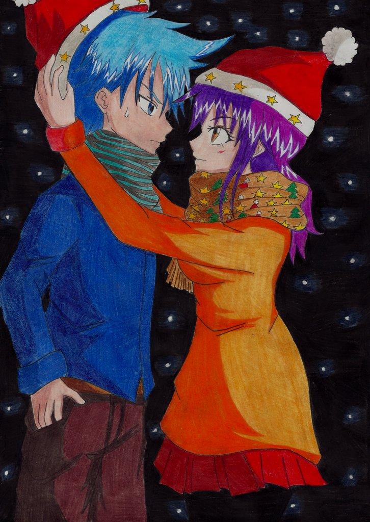 Shouta and Sayuri OC by Lucy-chan90