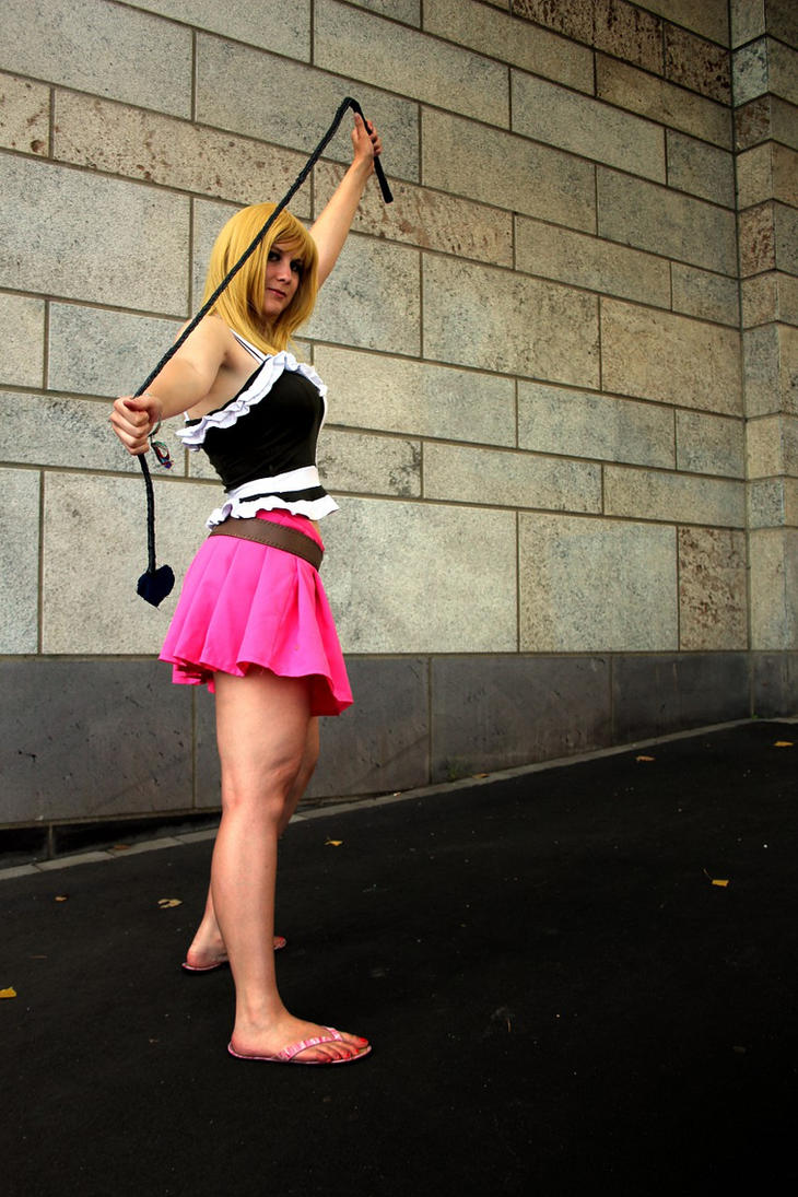 Lucy S-Class Fairy Tail Cosplay by Lucy-chan90