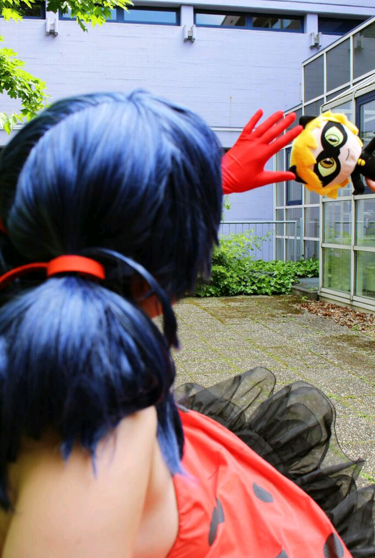 Miraculous Ladybug Cosplay Ball Version by Lucy-chan90