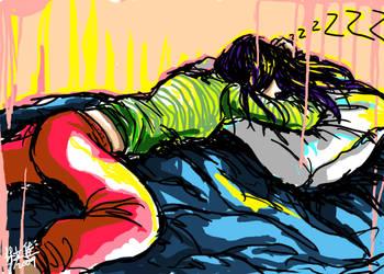 sleepy by ssspeedy