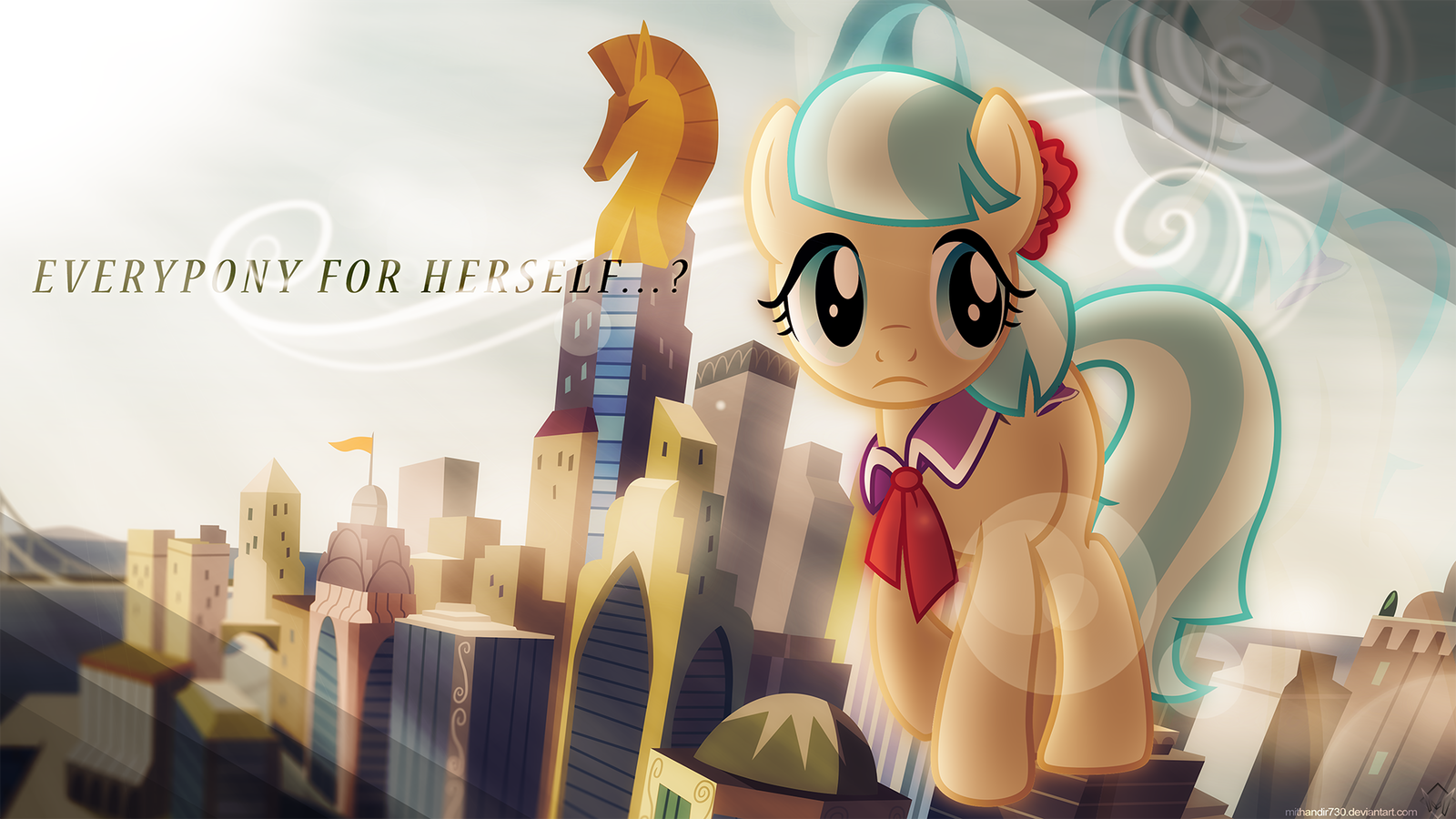 Everypony for herself