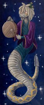 Quetzalcoatl by moberry-tea