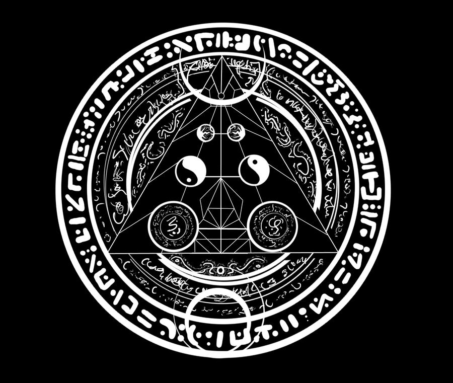 Arcane Circles Arcane Circle by Suckerpunk