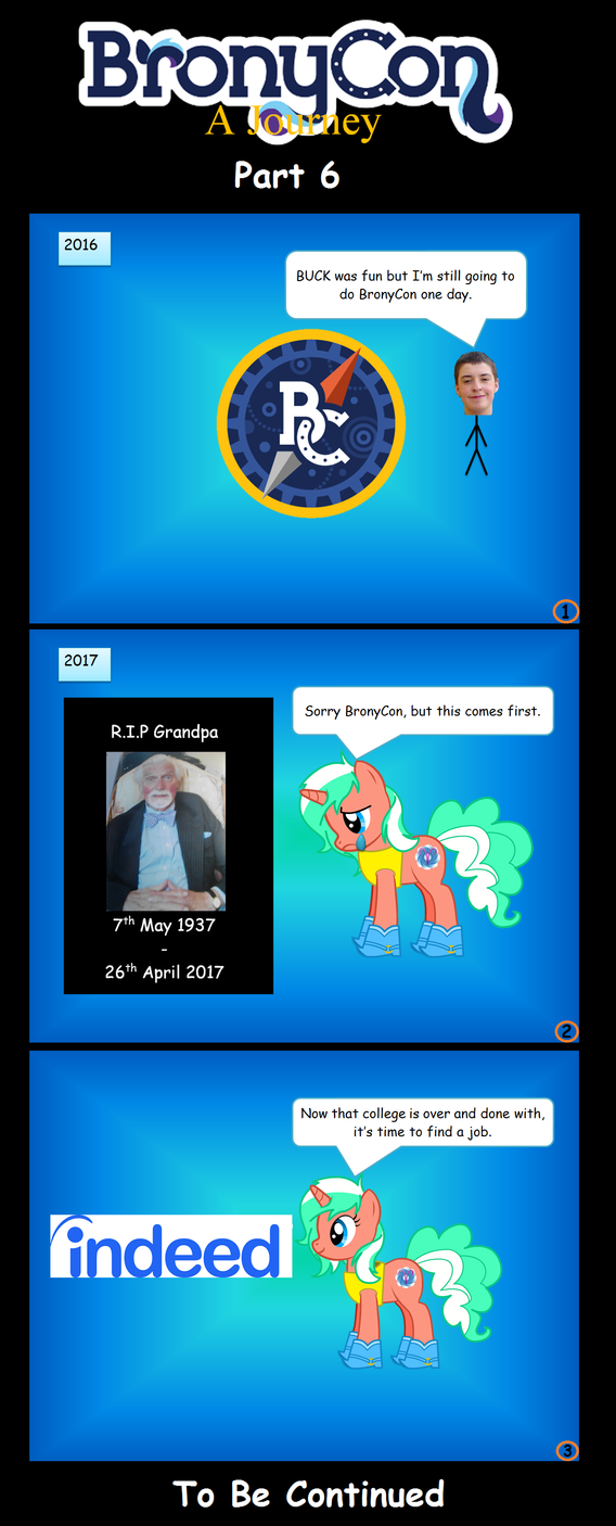 BronyCon: A Journey: Part 6 by moshifan62