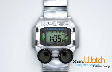 Sound Watch 3 by sirneko