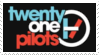Another Twenty One Pilots Stamp by sharqbait